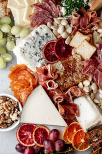 Scarlett Wines Cheese and Charcuterie